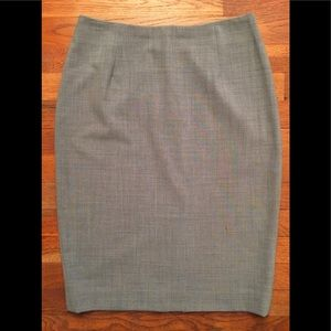Theory Pencil Skirt size 8